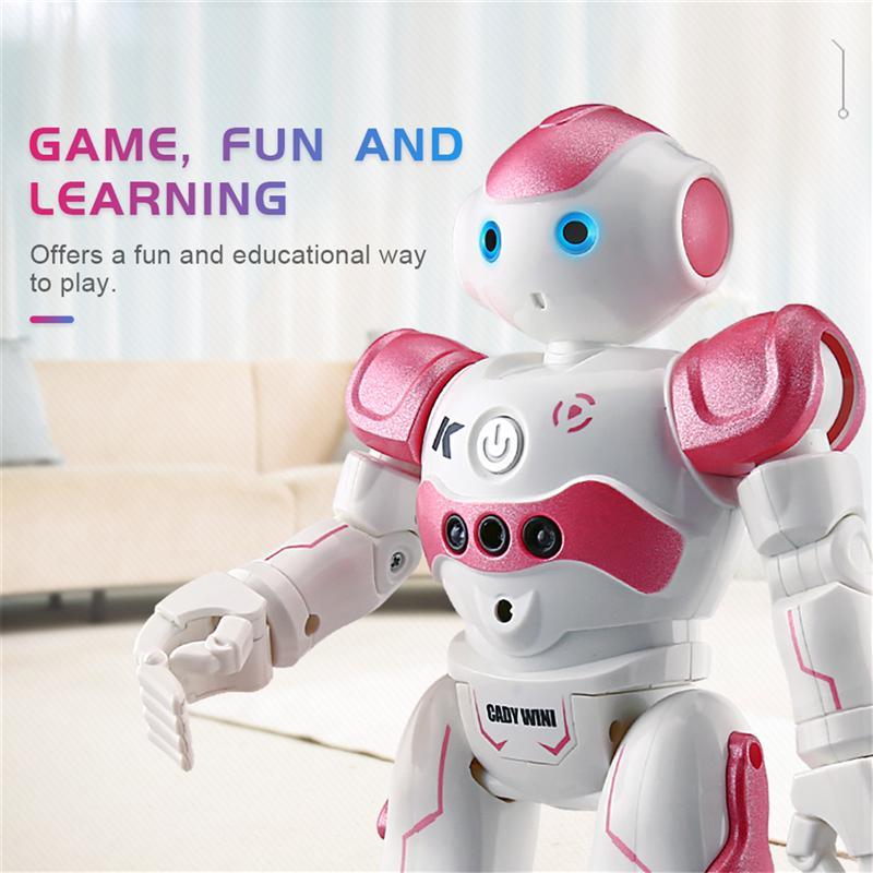 Programming RC Humanoid Robot