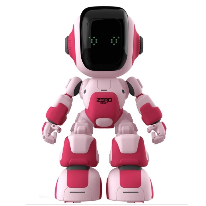 Multifunction Smart Robot Voice Control Singing Dancing Robot Children's Educational Toys Early Education Robot RC Robot Gifts