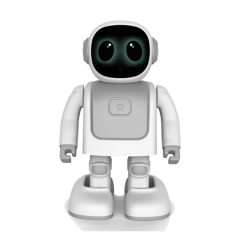 High end Smart Robot Voice Conversation Dancing Robot Mobile phone control WiFi Robot Early education machine Robots toys Gifts